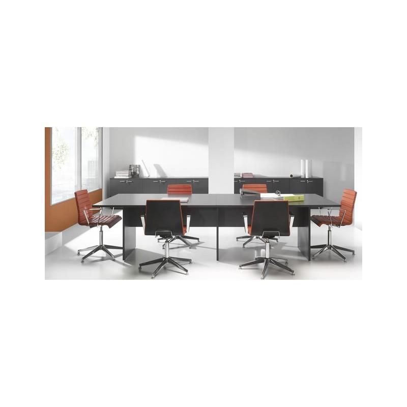 Mesa juntas for Muebles de oficina baratos en zaragoza