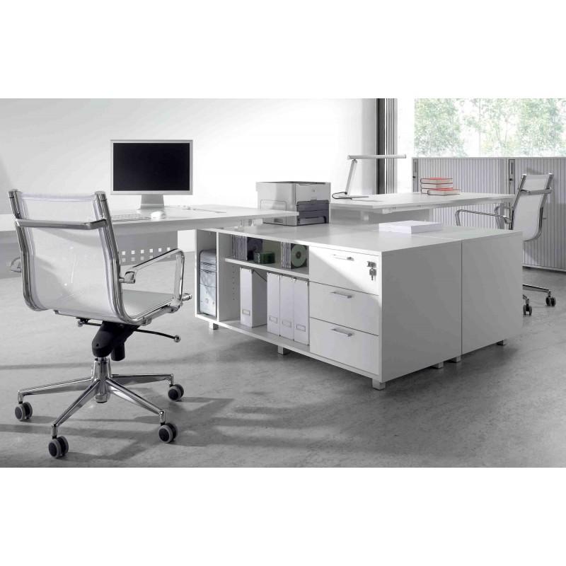 Mesa recta ipop for Compra de muebles para oficina