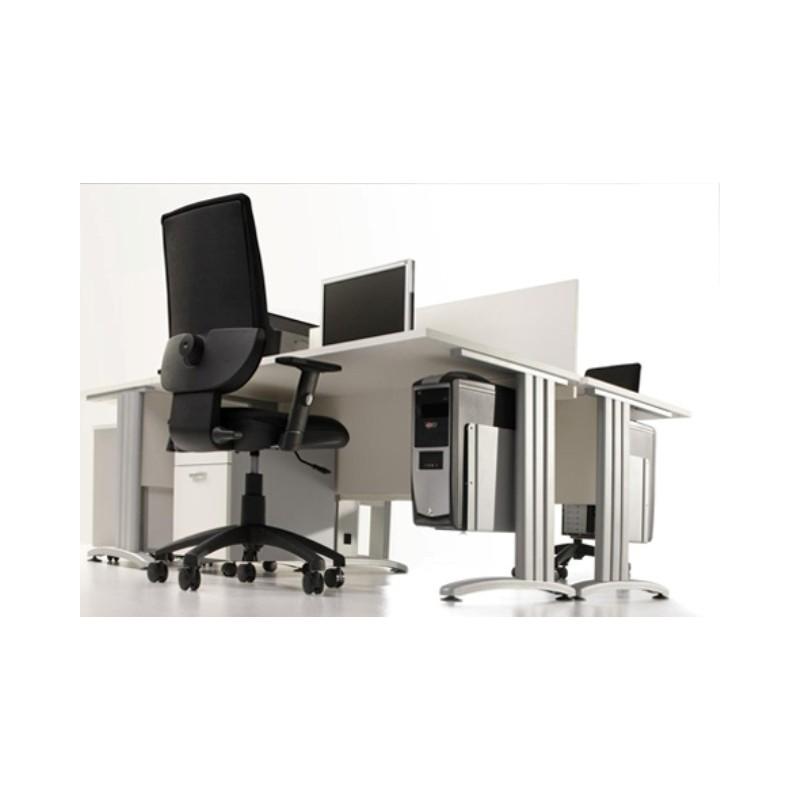 Mesa compacta krono for Mobiliario oficina barato